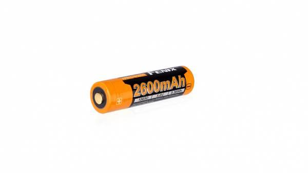 Bilde av Fenix batteri 18650 3,6V 2600mAh