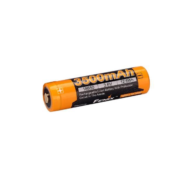 Bilde av Fenix batteri 18650 3,6V 3500mAh